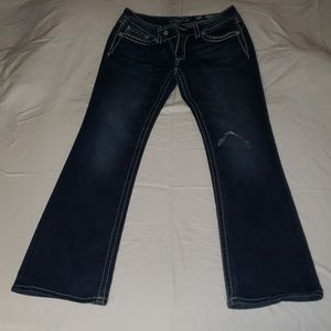 Miss Me Jean's (Blue denim)
